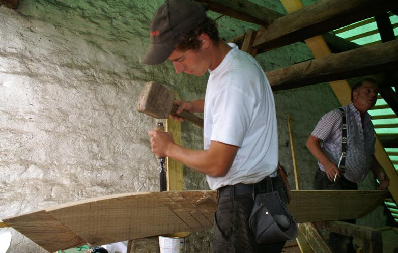 Ausbildungsbetrieb - Holzbau Weigand GmbH